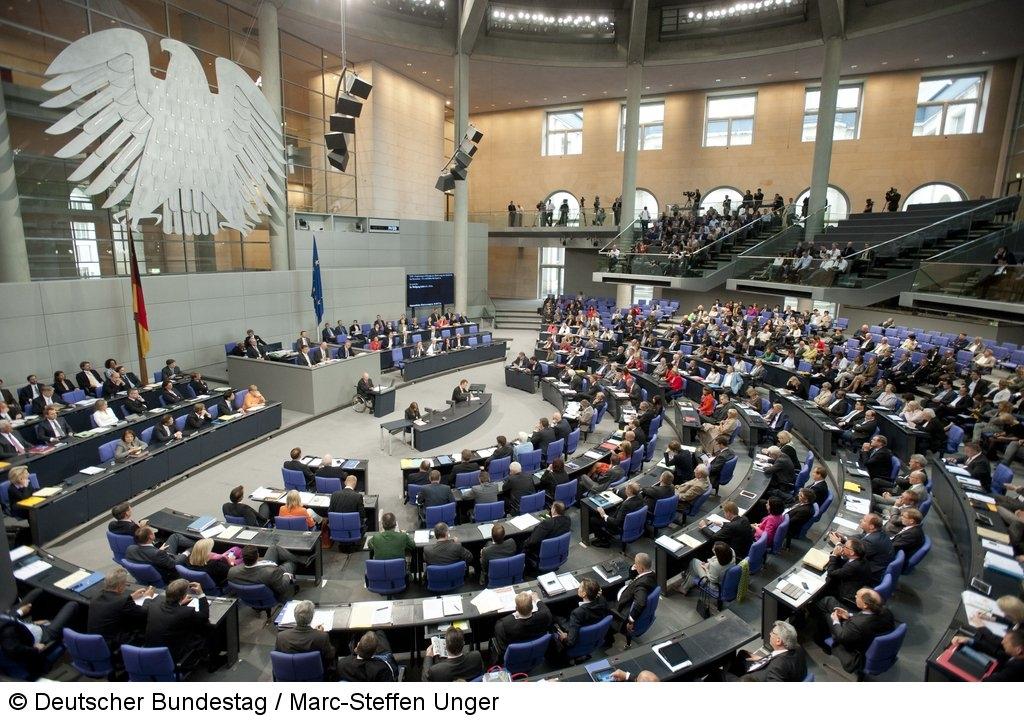 Bundestag Beschließt Notvertretungsrecht Für Ehegatten